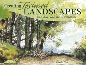 Creating Textured Landscapes - Claudia Nice