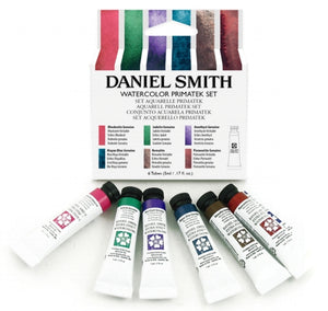 Daniel Smith Watercolor Primatek Set - 6 tubes x 5 ml