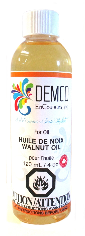 Demco - Walnut Oil - 120 ml