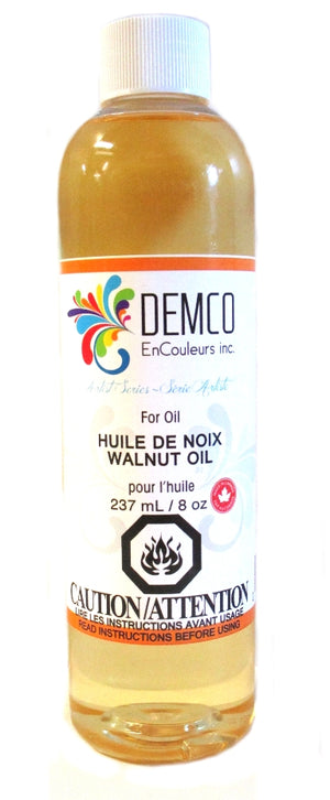 Demco - Walnut Oil - 237 ml