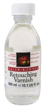 Daler-Rowney - 300 ml - Retouching Varnish