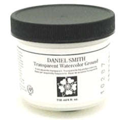 Daniel Smith - 4 oz. - Transparent Watercolor Ground
