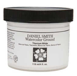 Daniel Smith - 4 oz. - Watercolor Ground Titanium White