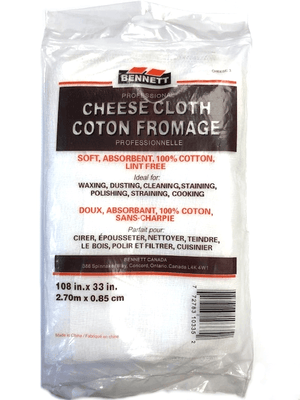 "Bennett Professional Cheesecloth - 103"" x 33"""