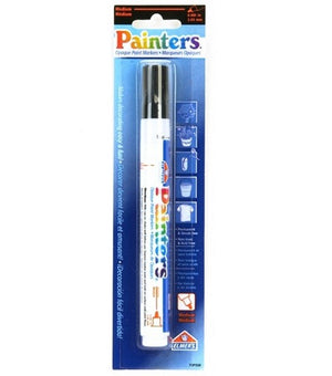Elmer's Painters Opaque Paint Marker - Black Medium