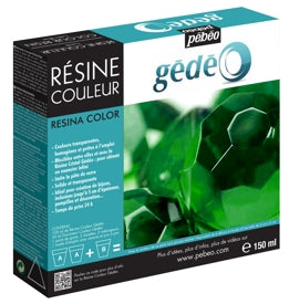 Pebeo Gédéo Colour Resin - 150 ml - Jade