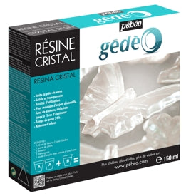 Pebeo Gédéo Crystal Resin - 150 ml