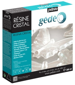 Pebeo Gédéo Crystal Resin - 300 ml