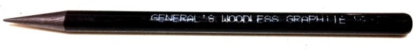 General's Pencil Woodless Graphite - 2B