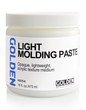 Golden - 16 oz. - Light Molding Paste