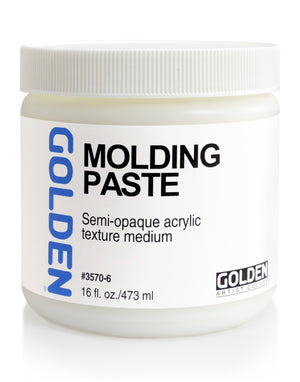 Golden - 16 oz. - Molding Paste