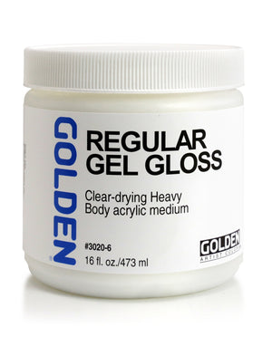 Golden - 16 oz. - Regular Gel Gloss