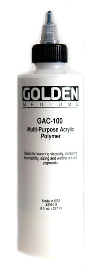 Golden GAC 100 - 8 oz. bottle
