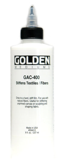 Golden GAC 400 - 8 oz. bottle