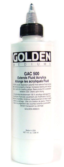 Golden GAC 500 - 8 oz. bottle