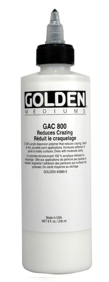 Golden GAC 800 - 8 oz. bottle