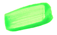 Golden High Flow Acrylic - 1 oz. bottle - Fluorescent Green