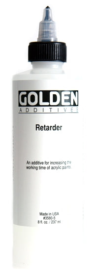 Golden - 8 oz. - Retarder