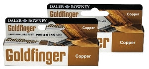 Goldfinger Metallic Paste 22 ml - Copper