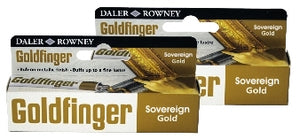 Goldfinger Metallic Paste 22 ml - Sovereign Gold