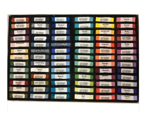 Great American ART WORKS Soft Pastel - 78 Colour General Purpose