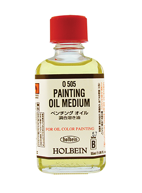 Holbein Oil Painting Medium - 55 ml