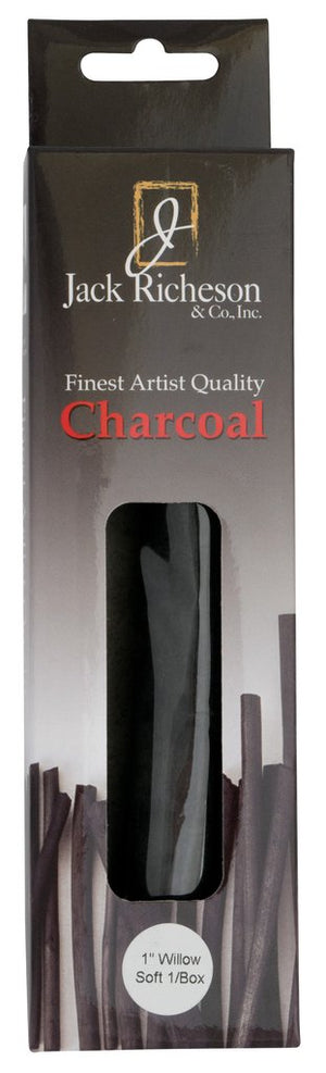 Richeson Natural Willow Charcoal Giant Soft