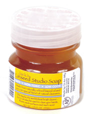Jack's Linseed Studio Soap - 1 oz.
