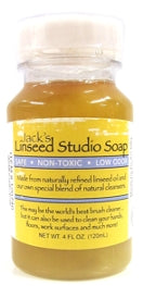 Jack's Linseed Studio Soap - 4 oz.