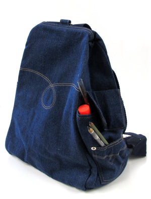 Jean West Backpack