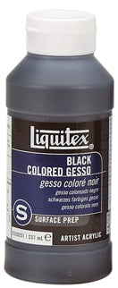 Liquitex - 8 oz. - Black Coloured Gesso