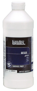 Liquitex Gesso - 32 oz. bottle