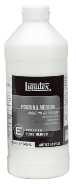 Liquitex Pouring Medium - 32 oz. bottle