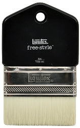 Liquitex Freestyle Brush - Paddle 3""