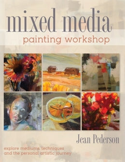 Mixed Media Painting Workshop By Jean Pederson