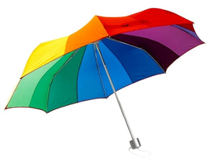 MoMA Color Spectrum Folding Umbrella