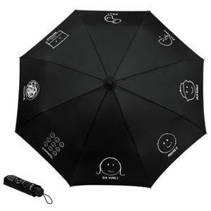 MoMA History of Art Folding Umbrella