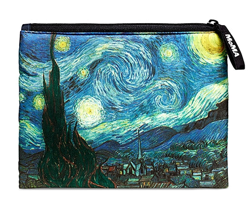 MoMA Starry Night Pouch