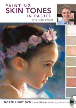 Painting Skin Tones in Pastel with Alain Picard