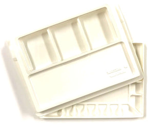15 Well Plastic Rectangular Palette