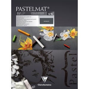 "Pastelmat Pastel Pad - 12"" x 16"" - Selection ""No. 6"""