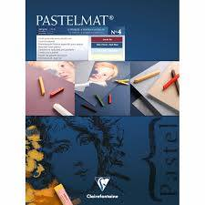 "Clairefontaine Pastelmat Pastel Pad - 9"" x 12"" - Selection ""C"""