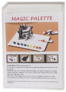 "Magic Palette - 8 ½"" x 12"""