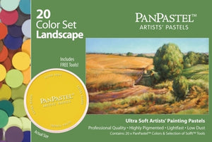 PanPastel - 20 Colour Landscape Set