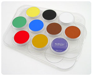 PanPastel Palette Tray & Cover - 10 colours