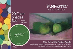 PanPastel - 20 Colour Shades Set