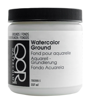QoR Watercolour Ground - 237 ml - Watercolor Ground