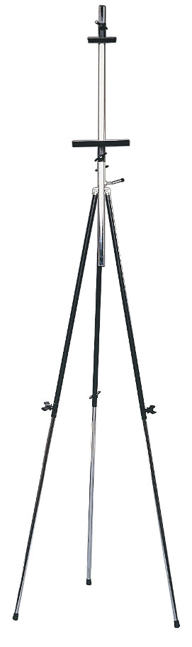 Richeson Steel Tripod Easel - Black