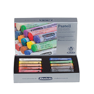 Schmincke Finest Extra-Soft Artists´ Pastels Set of 10 - Starter Set
