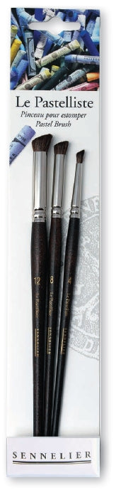 Sennelier Le Pastelliste Brush Set of 3